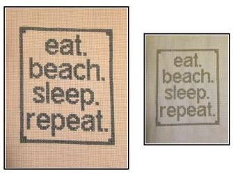 click here to view larger image of Beach Repeat (chart)