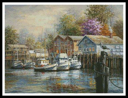click here to view larger image of Lone Sentinel, The  (Nicky Boehme) (chart)