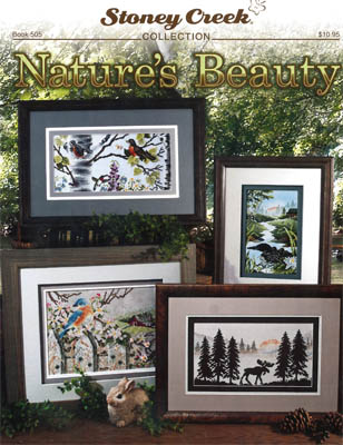 click here to view larger image of Natures Beauty (book)