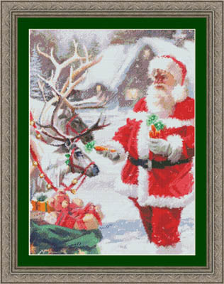 click here to view larger image of Treat For Santas Reindeer (chart)