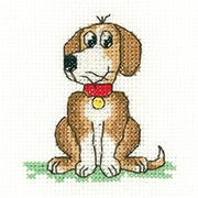 click here to view larger image of Dog - Juniors (counted cross stitch kit)