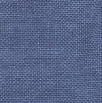 click here to view larger image of Blue Jeans - 20ct Linen - 13x18 (Weeks Dye Works Linen 20ct)