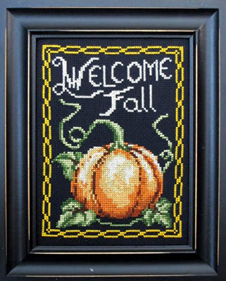 click here to view larger image of Welcome Fall (chart)