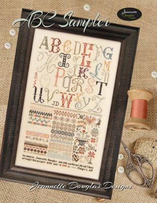 click here to view larger image of ABC Sampler (chart)