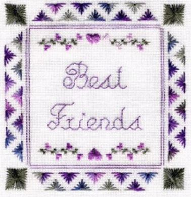 click here to view larger image of Best Friends (chart)