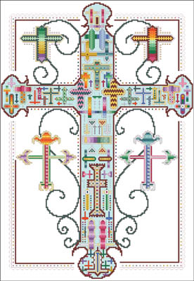 click here to view larger image of Cross of Crosses (chart)