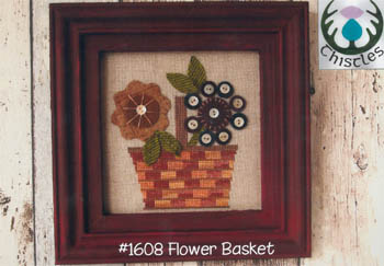 click here to view larger image of Flower Basket (chart (special))