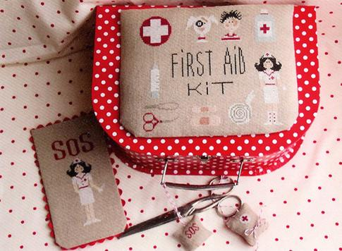 click here to view larger image of First Aid Kit (chart)
