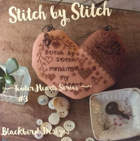 click here to view larger image of Stitch By Stitch - Tender Heart Series (chart)