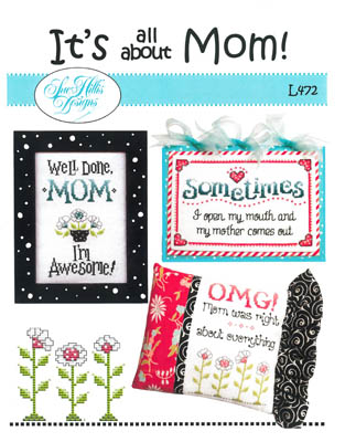 click here to view larger image of Its All About Mom (chart)