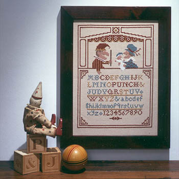 click here to view larger image of Punch & Judy (chart)