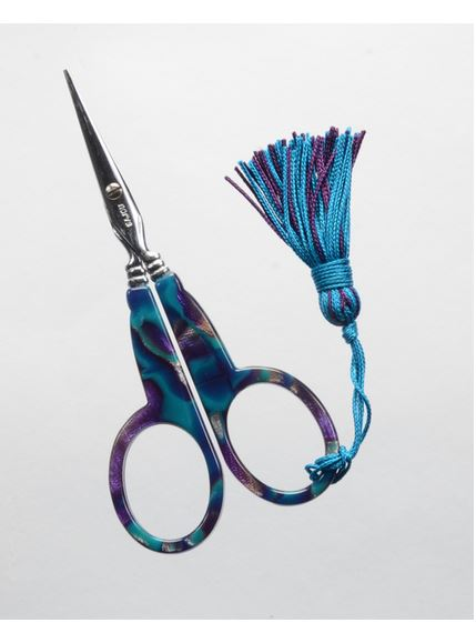 click here to view larger image of Onyx Scissors - Blue (accessory)