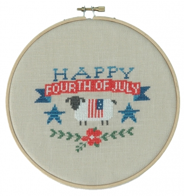 click here to view larger image of Happy 4th Of July (chart)