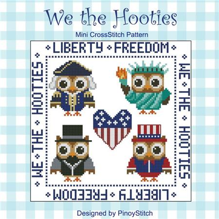 click here to view larger image of Hooties - We The Hooties (chart)