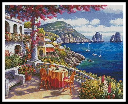 click here to view larger image of Capri Morning  (Sam Park) (chart)