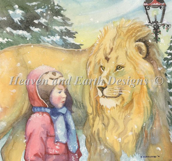 click here to view larger image of Moment With Aslan (chart)