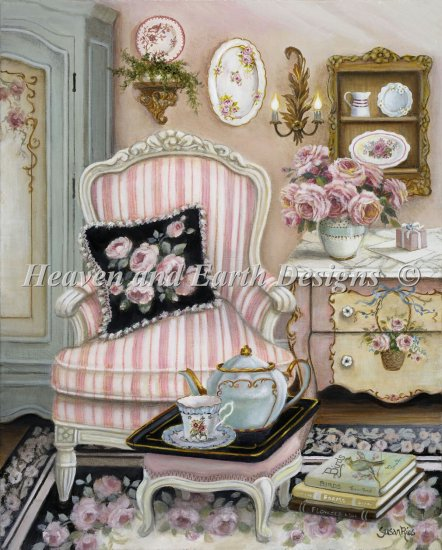 click here to view larger image of Chair Decor (chart)