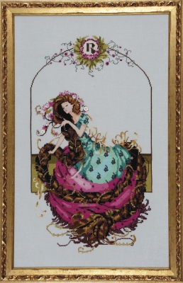 Rapunzel - click here for more details about chart