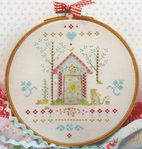 click here to view larger image of Tamar - Home (embroidery kit)
