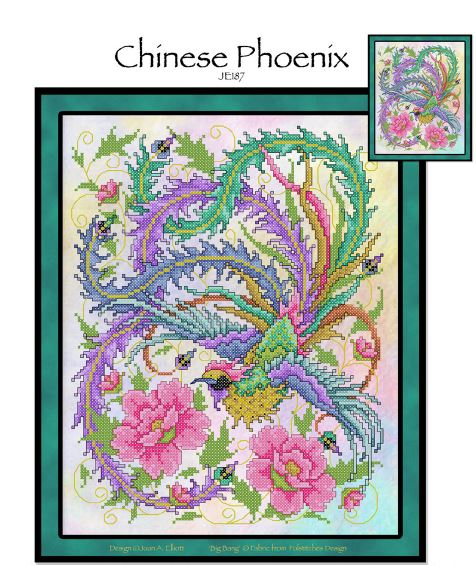 click here to view larger image of Chinese Phoenix (chart)