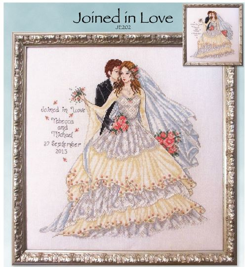 click here to view larger image of Joined in Love (chart)