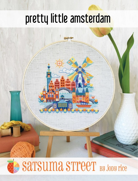 click here to view larger image of Pretty Little Amsterdam (chart)