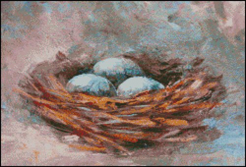 click here to view larger image of Birds Nest (chart)