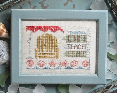 On Beach Time - To The Beach Series - click here for more details about chart