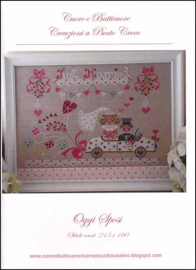 click here to view larger image of Oggi Sposi (Just Married) (chart)