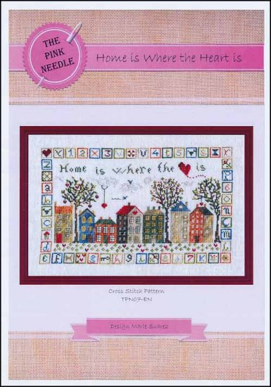 click here to view larger image of Home Is Where The Heart Is (chart)