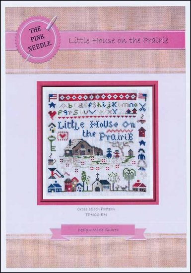 click here to view larger image of Little House On The Prairie (chart)