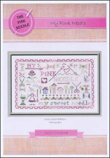 click here to view larger image of My Pink Needle (chart)