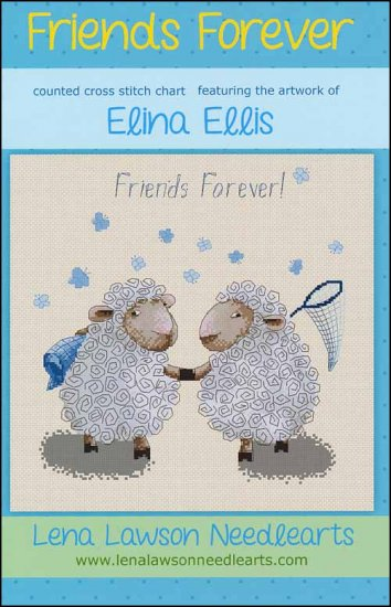 click here to view larger image of Friends Forever (chart)