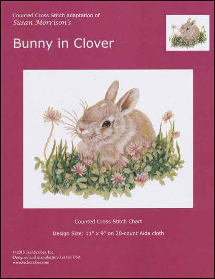 click here to view larger image of Bunny In Clover (chart)