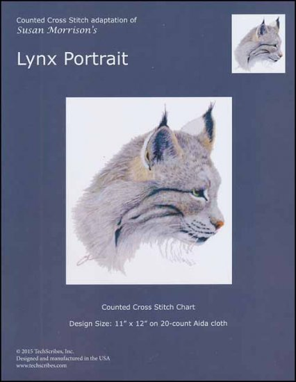 click here to view larger image of Lynx Portrait (chart)