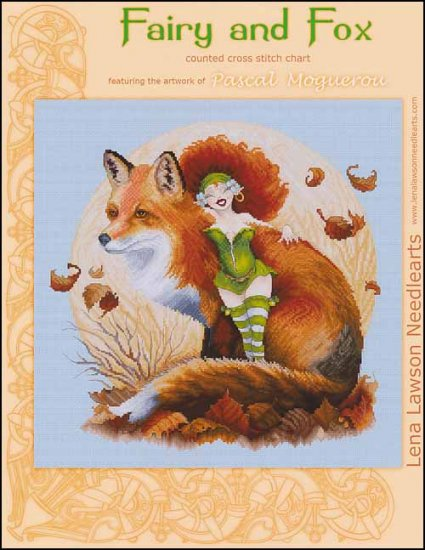 click here to view larger image of Fairy And Fox (chart)