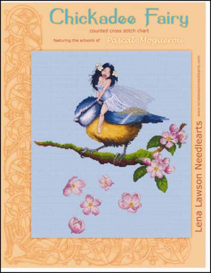 click here to view larger image of Chickadee Fairy (chart)