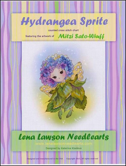 click here to view larger image of Hydrangea Sprite (chart)