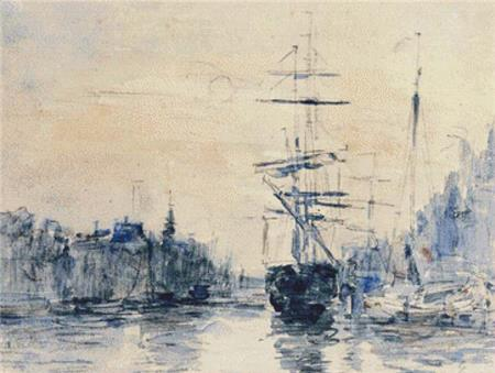 click here to view larger image of Port Scene (chart)