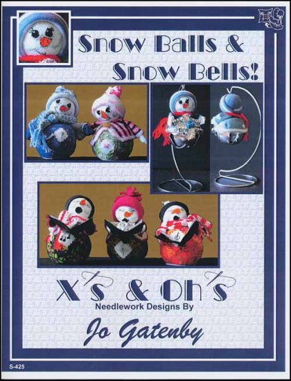 click here to view larger image of Snow Balls and Snow Bells (chart)