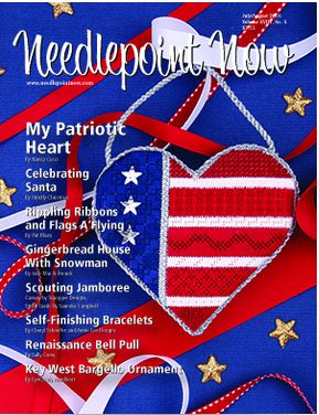 click here to view larger image of Needlepoint Now July/August 2016 (magazines)