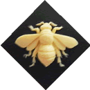 click here to view larger image of Bee Mini Needle Minder (accessory)