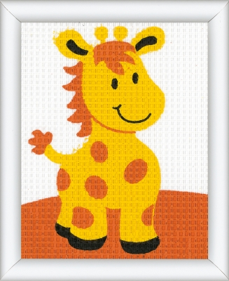click here to view larger image of Giraffe (needlepoint)