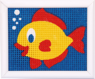 click here to view larger image of Fish (needlepoint)
