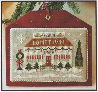 click here to view larger image of Hometown Holiday - The Diner (chart)