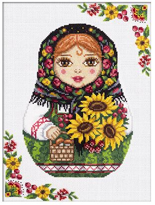 click here to view larger image of NM-1791 (counted cross stitch kit)