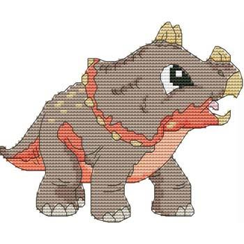 click here to view larger image of Baby Triceratops 03 (chart)