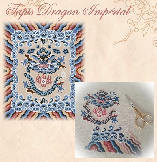 click here to view larger image of Dragon Imperial (chart)