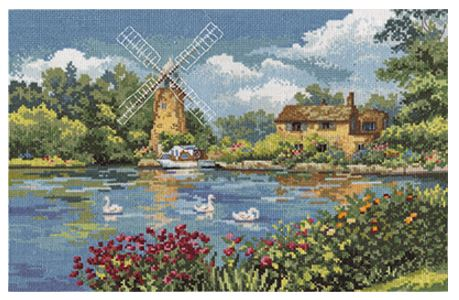 click here to view larger image of GM-1701 (counted cross stitch kit)