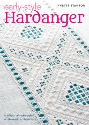 click here to view larger image of Early Style Hardanger (book)
